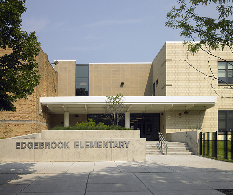 Edgebrook Elementary School Addition