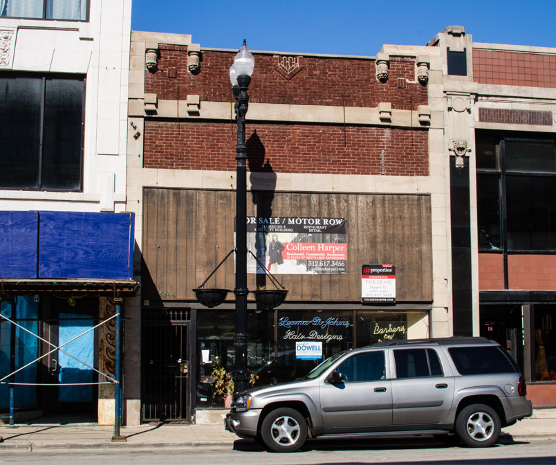 South Michigan Avenue Commercial Properties